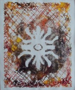 """""""Le soleil"""", monocopia, por MANAROLA"""